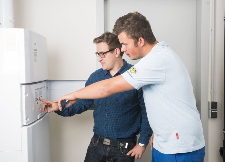Ausbildung zum Anlagenmechaniker Ichenhausen Heizung-Sanitär Klimatechnik