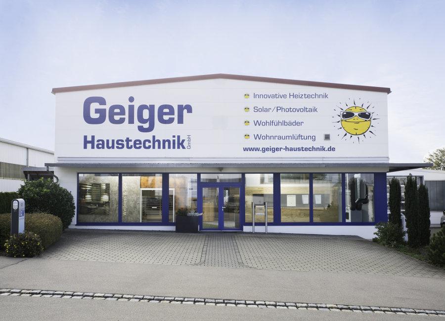Geiger Haustechnik Ichenhausen Heizung-Sanitär Stellenangebote